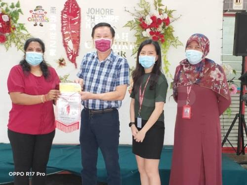 Supporting Vulnerable Communities at Johor Cheshire Home